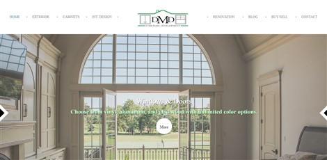 D Michael Development (Residential Website)