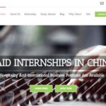 Paid Internships in China