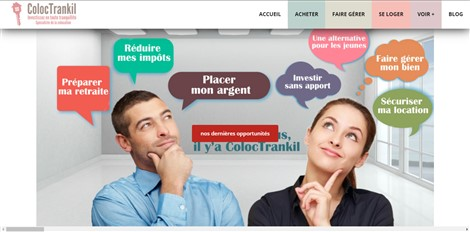 Coloc Trankil