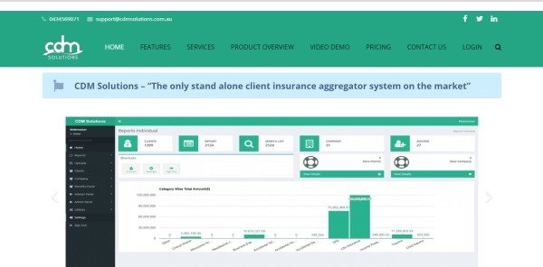 CDM Solutions